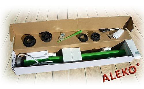 Установить мотор в маркизу ALEKO -ПРОСТО!